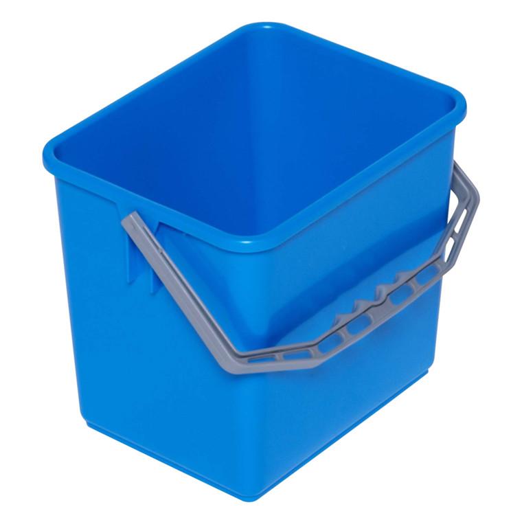 Inventarspand, blå, 6 l, 19 cm,