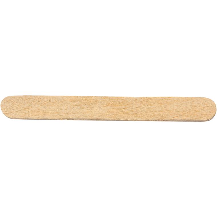 Mini Ispinde længde 5,5 cm bredde: 6 mm | 50 stk