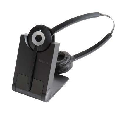 Jabra Engage 65 USB Headset, Black (Duo)