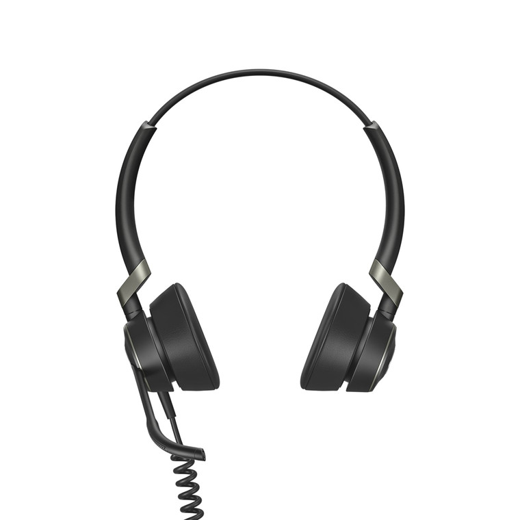 Jabra PRO 920 Headset, Black (Duo)