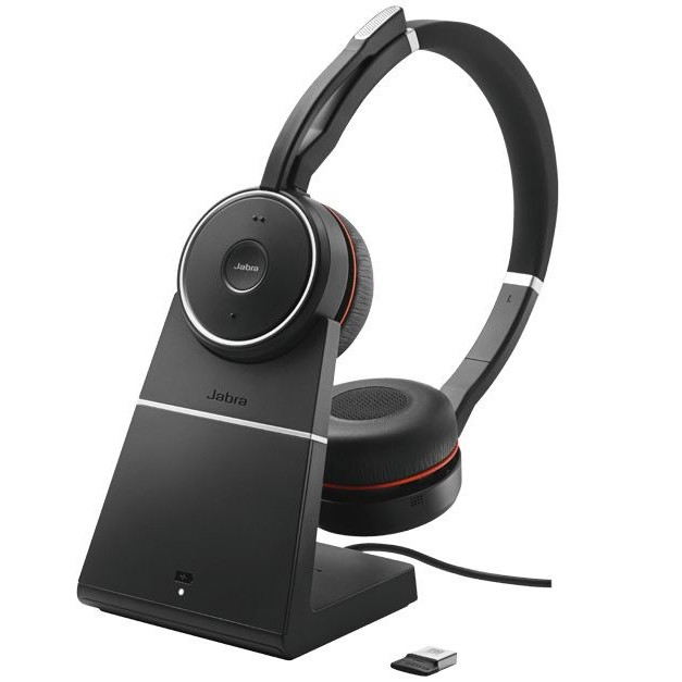 Jabra PRO 930 USB Headset, Black (Duo)