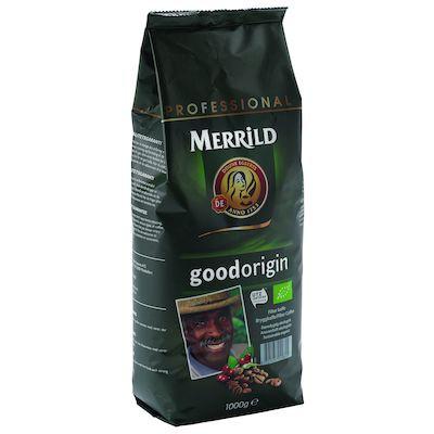 Kaffe, formalet, Merrild Good Origin, økologisk, 500 g,