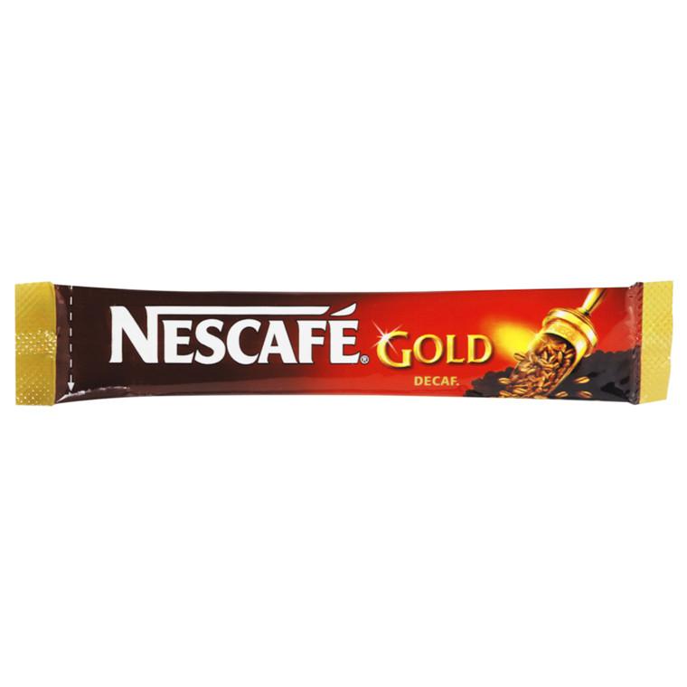 Kaffe, instant, Nescafé, Decaf, koffeinfri, Sticks, 2 gram