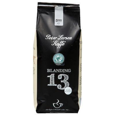 Kaffe, Peter Larsen Blanding 13, formalet