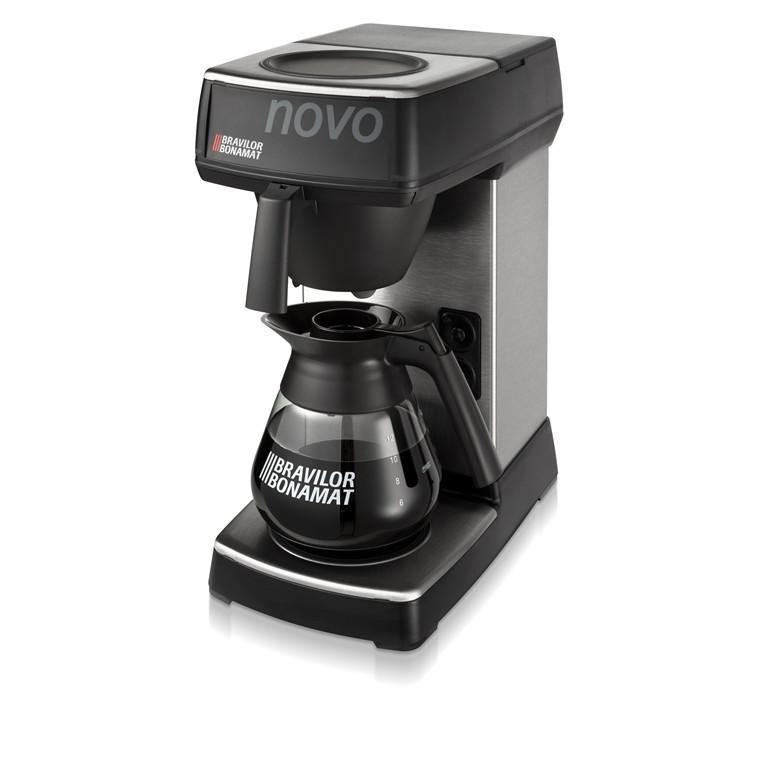 Kaffemaskine Bonamat Novo 2 inkl. kolbe