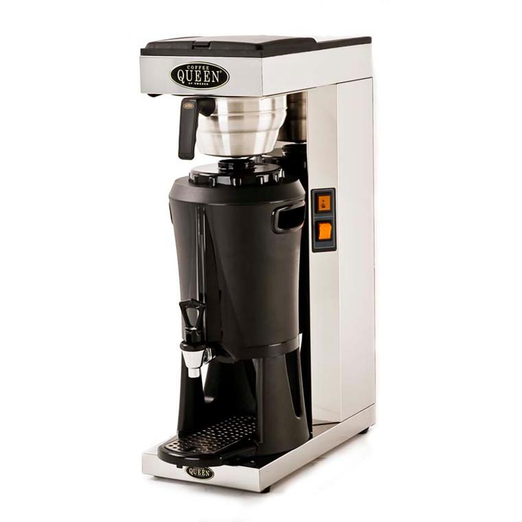 Kaffemaskine Coffee Queen Mega Gold 2,5l manuel