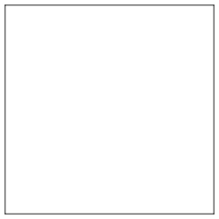 Kaffeserviet, Gastro-Line, 3-lags, 1/4 fold, hvid, papir, 24cm x 24cm