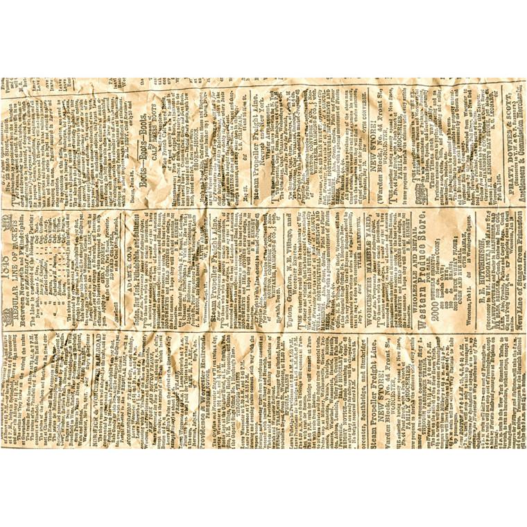 Karduspapir, A4 21x30 cm, 100 g, avis, 10ark