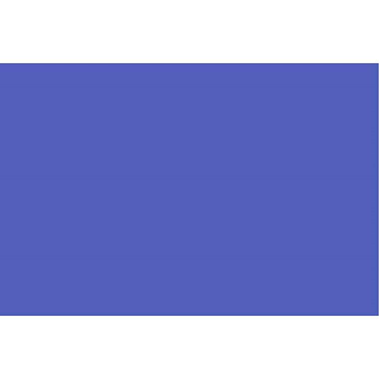 Karton, A2 420x600 mm, 180 g, kongeblå, 100ark