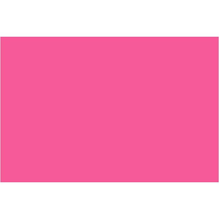 Karton, A2 420x600 mm, 180 g, pink, 10ark