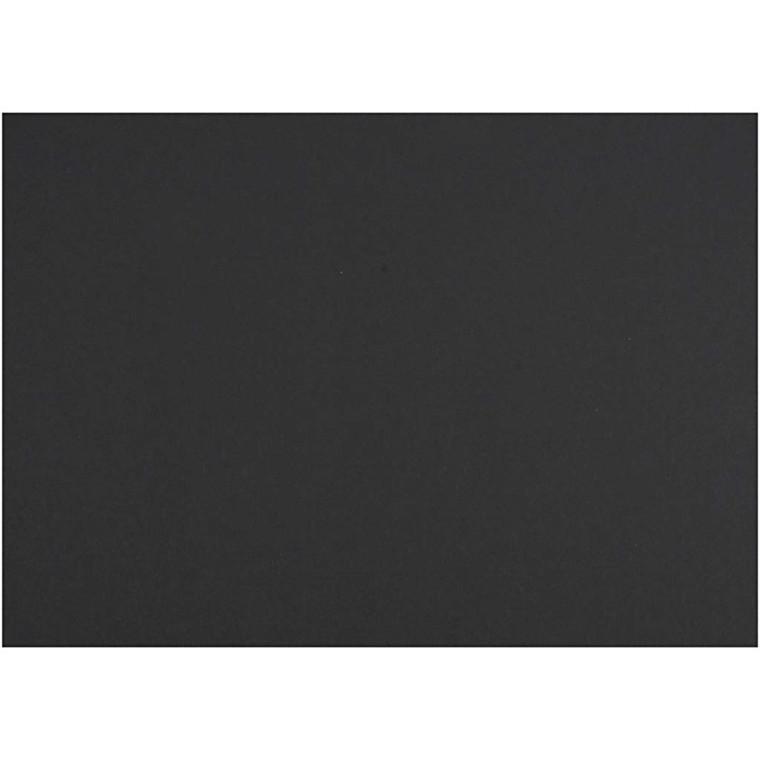 Karton, ark 497x697 mm, 270-300 g, kulsort, 10ark