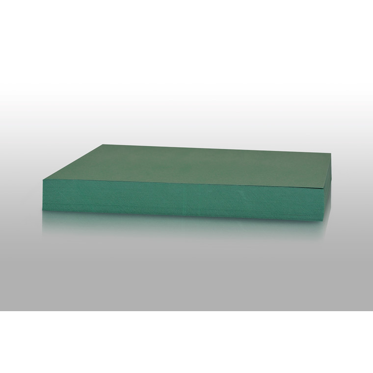 Karton - Play Cut A2 180 gram grangrøn - 100 ark