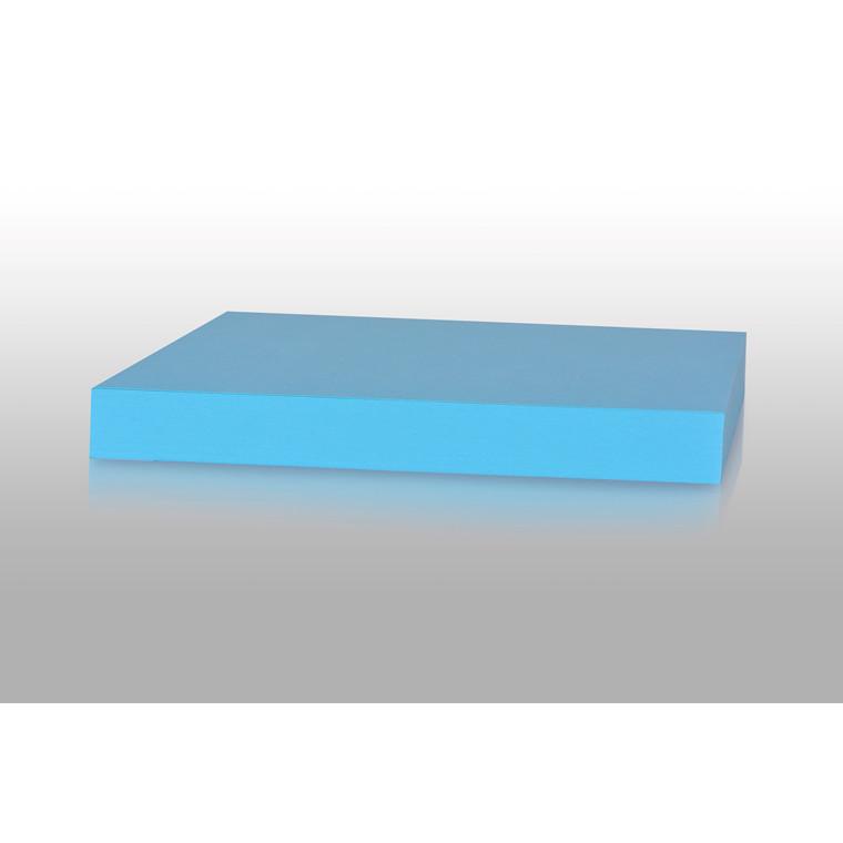 Karton - Play Cut A2 180 gram himmelblå - 100 ark
