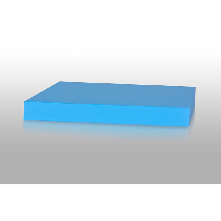Karton - Play Cut A2 180 gram klarblå - 100 ark