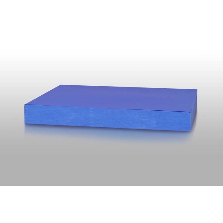 Karton - Play Cut A2 180 gram kongeblå -  100 ark