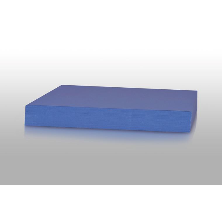 Karton - Play Cut A2 180 gram midnatsblå - 100 ark