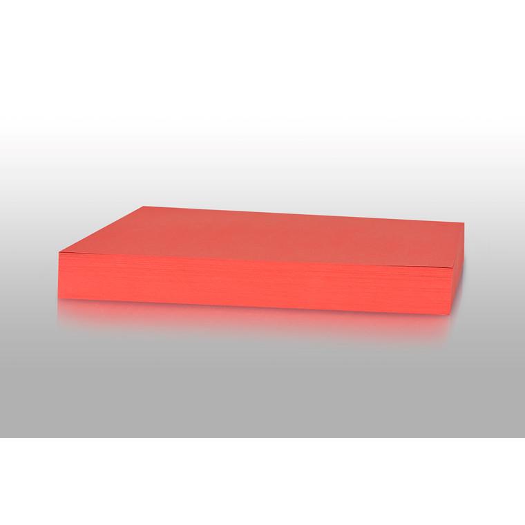 Karton - Play Cut A2 180 gram postrød - 100 ark