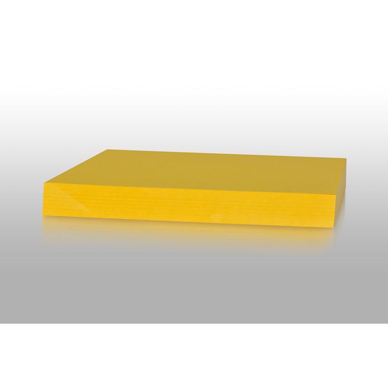 Karton - Play Cut A2 180 gram solgul - 100 ark
