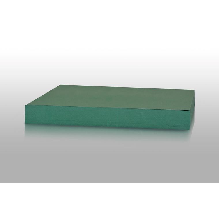 Karton - Play Cut A4 180 gram grangrøn - 100 ark
