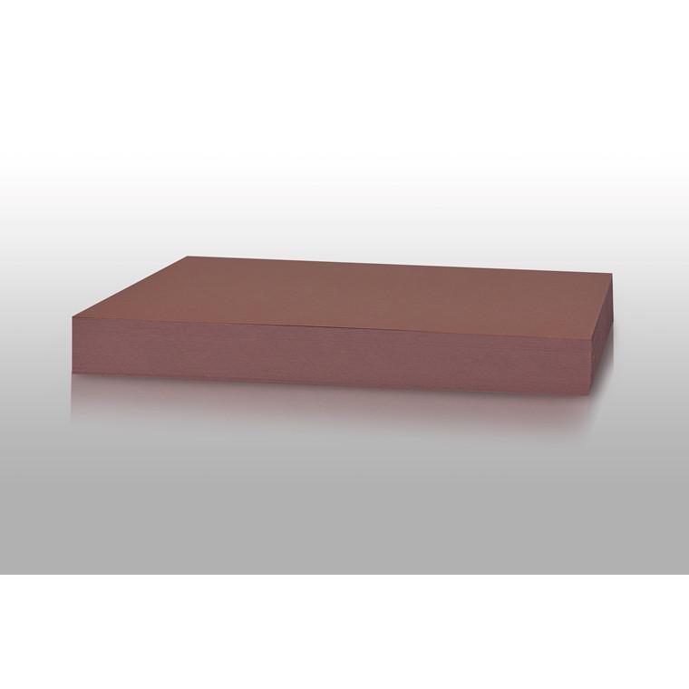 Karton - Play Cut A4 180 gram kaffebrun 100 ark