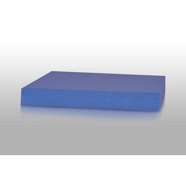 Karton - Play Cut A4 180 gram midnatsblå - 100 ark