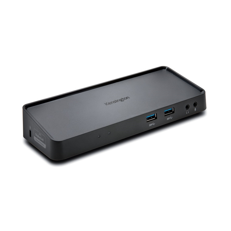 Kensington Docking Station SD3600 USB 3.0 Universal, Black