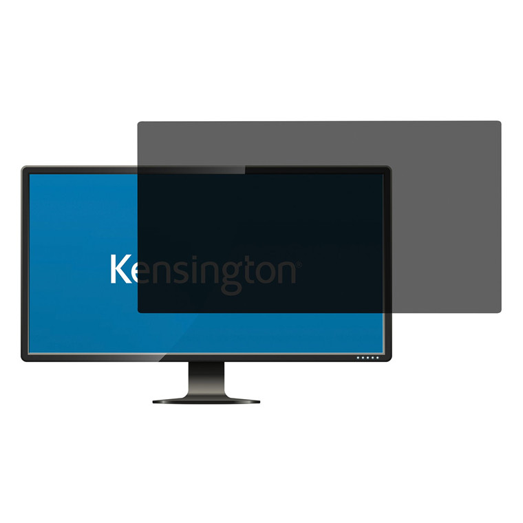 "Kensington privacy filter 2 way removable 22"" Wide 16:9"