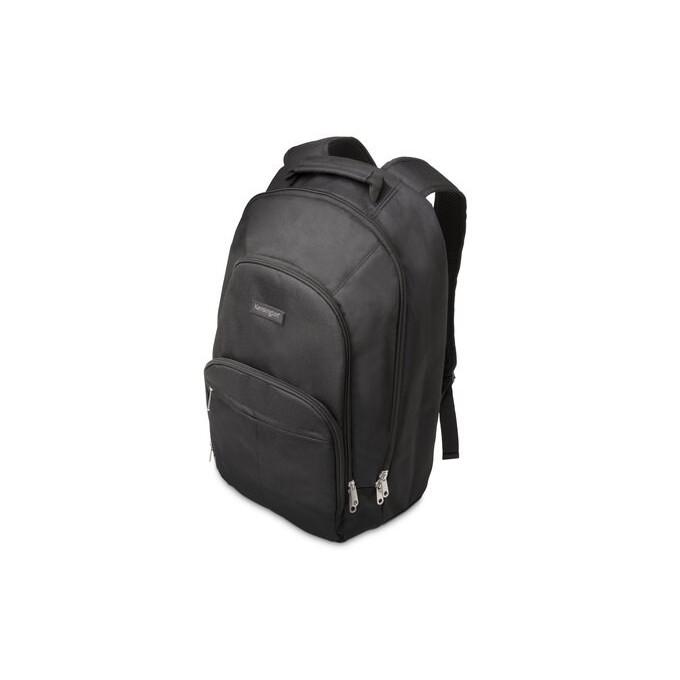 Kensington Simply Portable SP25 15.6'' Laptop Backpack, Blac