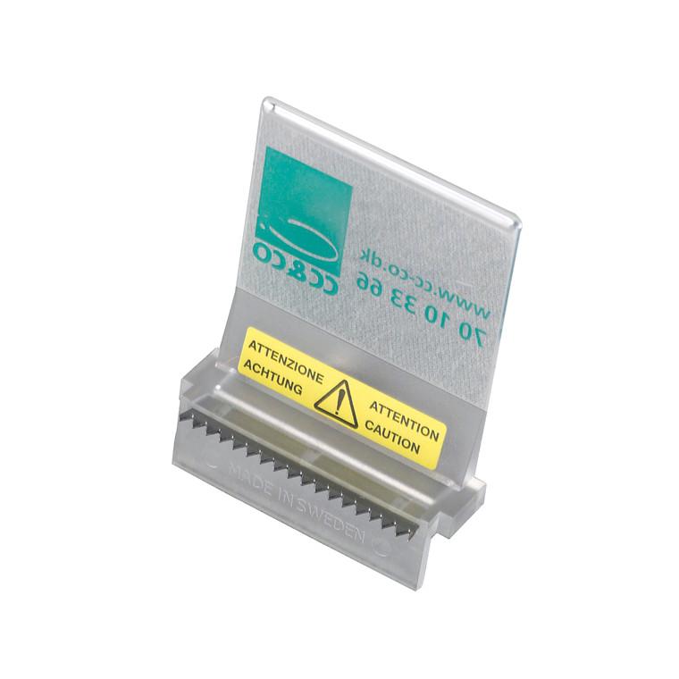 Kniv og tilholder t/dispenser 2140, 2132, 2990 savtakkeskær