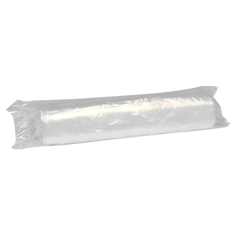 Koge-/frysepose, HDPE, 20 my, 25x35 cm, 100stk/rl.