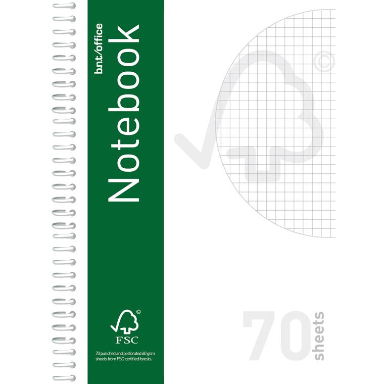 Kollegieblokke - BNT A5 kvadreret - 70 sider