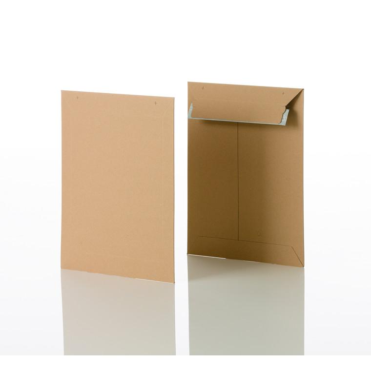 Bong Brief Box 14142 -  Brun kartonpose til A4 240 x 315 mm - 100 stk