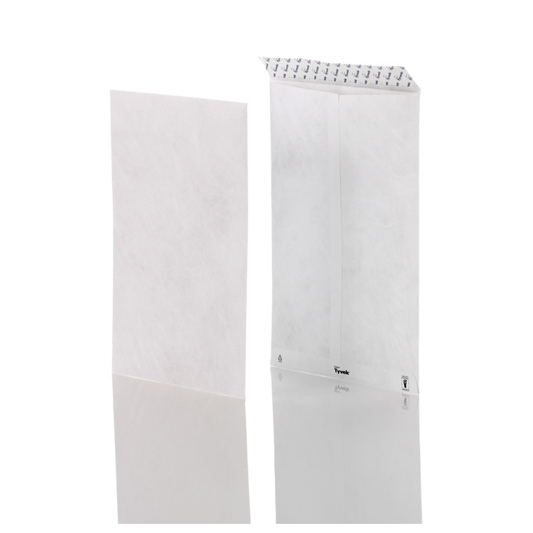 Konvolut - Plastfiber C4P NP 229 x 324 mm hvid - 100 stk