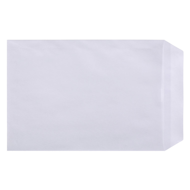 Konvolutter - C4P hvid 229 x 324 mm 3718-13718 - 500 stk