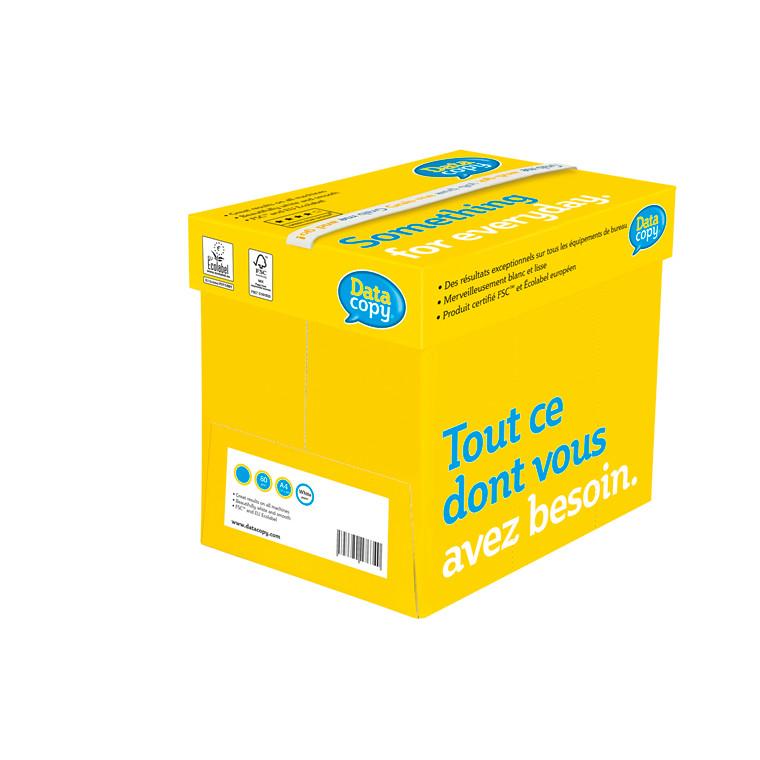 Kopipapir - DataCopy 80 gram A4 - 2500 ark