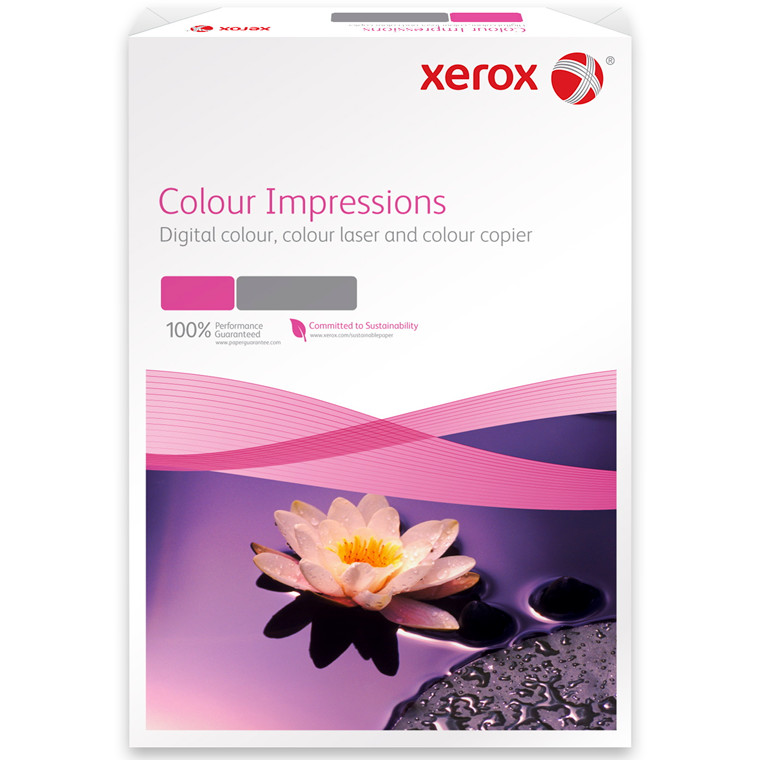 Xerox Colour Impressions A4 kopipapir 200 gram - 250 ark i pakke