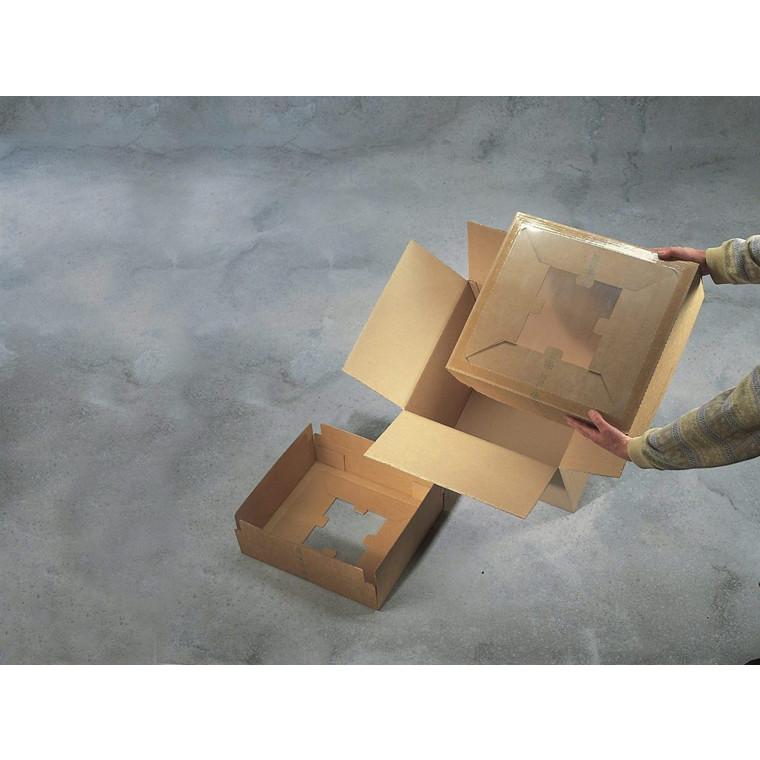 Korrvu membranpolster dk 928 230x130mm til æske 253132 15sæt