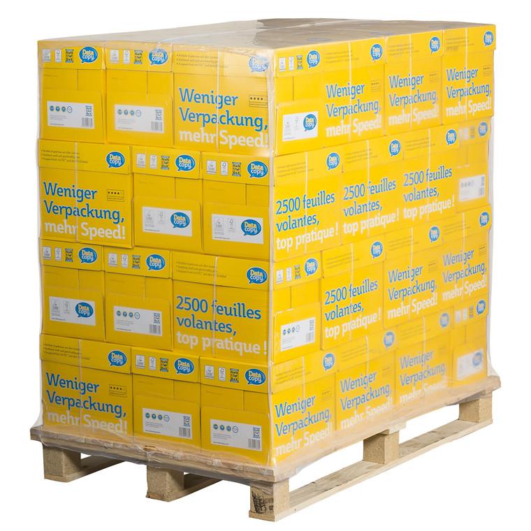 Krympehætte LDPE klar 1270/425x1400x0,10mm