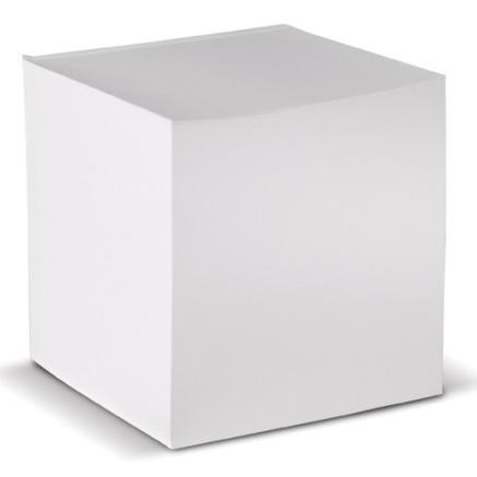 Kubus refill - Løse hvide blade - 1100 blade