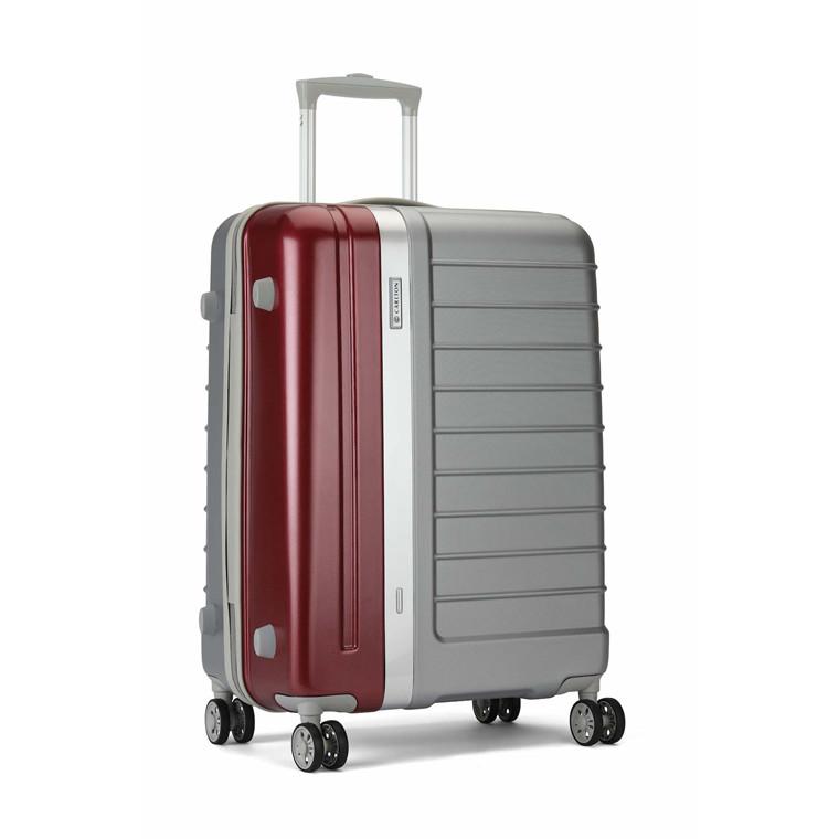 Kuffert Carlton Duo-Tone hardcase 55cm bordeaux