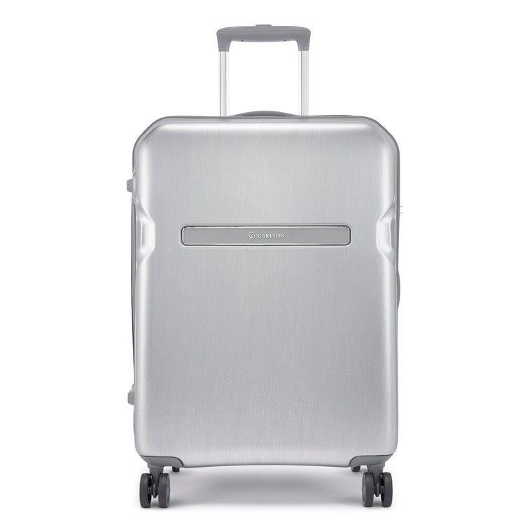 Kuffert Carlton Insignia 67 W8 silver m hjul