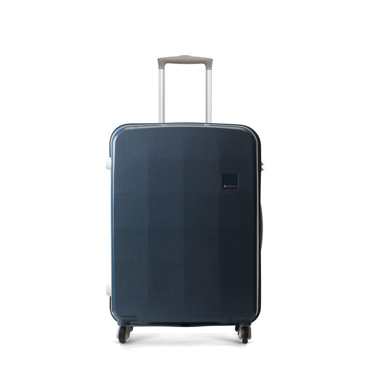 Kuffert Carlton Pixel 55 W4 blå