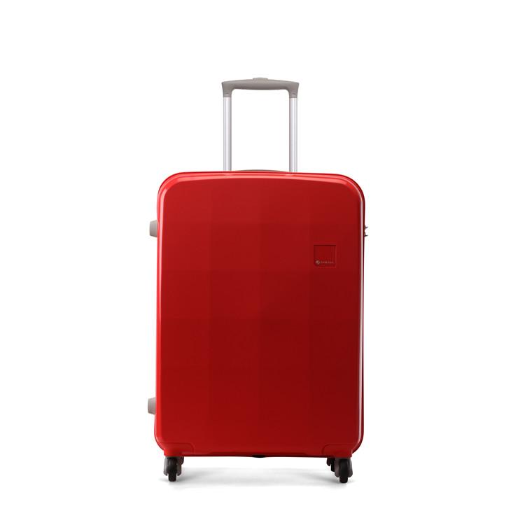 Kuffert Carlton Pixel 55 W4 rød