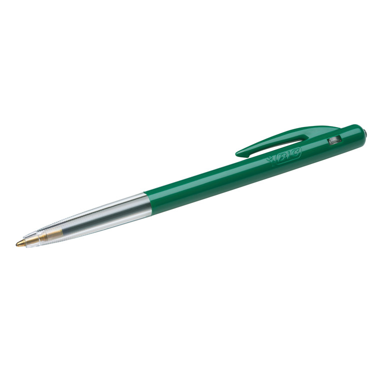BIC M10 Clic Kuglepen - Grøn medium 0,4 mm 51520