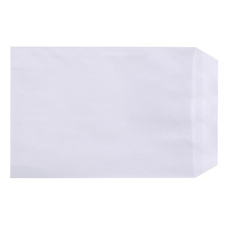Kuverter C4P hvid 229 x 324 mm 13724 -  100 stk