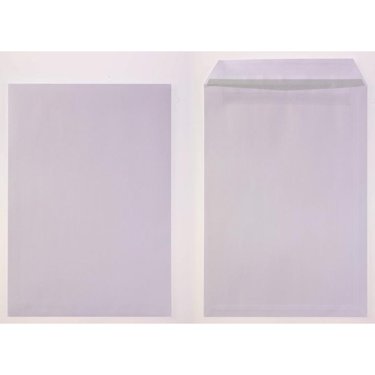 Kuverter - C4P Office DEPOT hvide 100g papir 229 x 324 mm - 250 stk