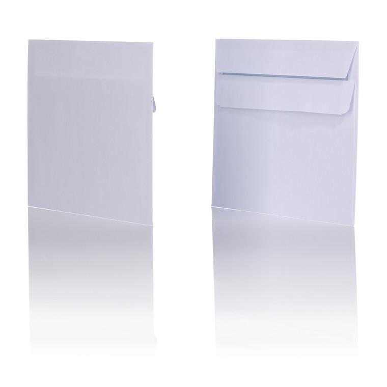 Kuverter - C5 hvid 162 x 229 mm 13509 -  500 stk