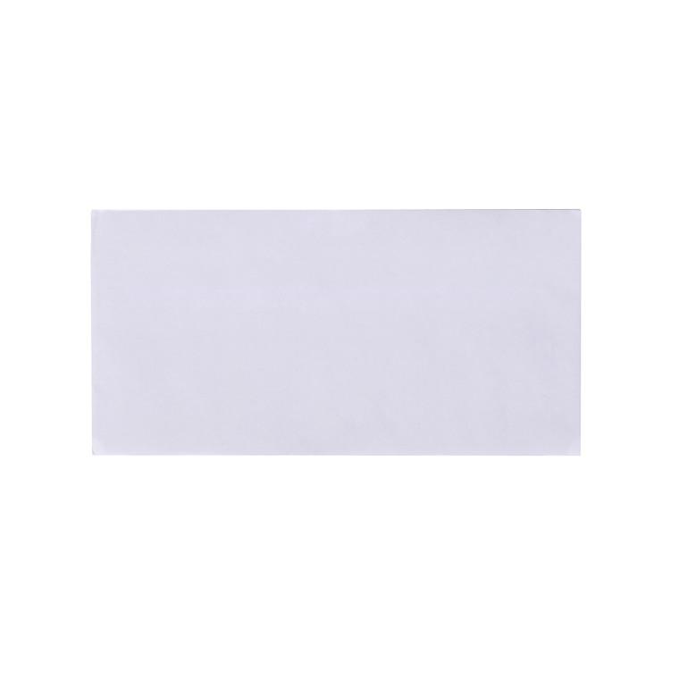 Kuverter - M65 hvid 110 x 220 mm 13342 - 100 stk