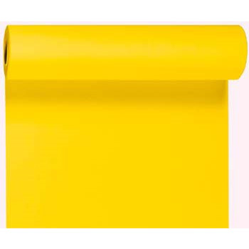 Kuvertløber Dunicel gul 40 cm x 24 meter perforeret - 6 ruller