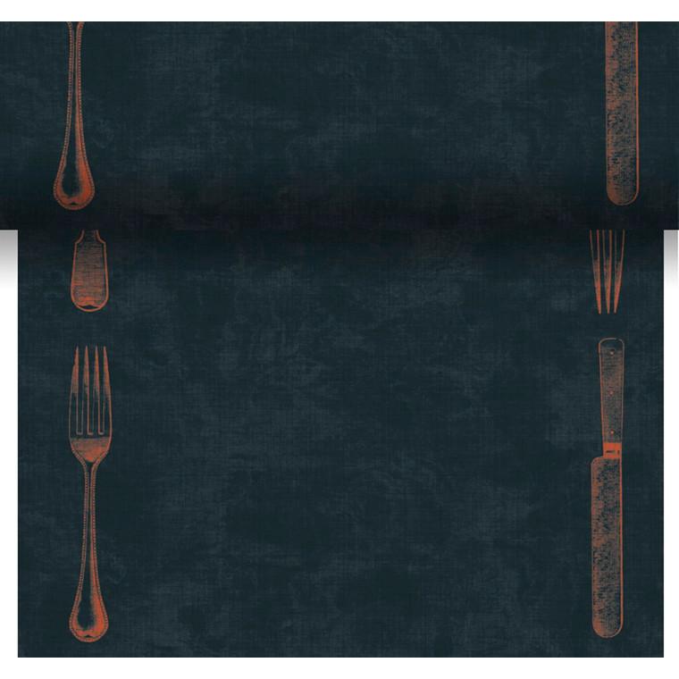 Kuvertløber Dunicel Le Bistro 40 cm x 24 meter perforeret - 6 ruller